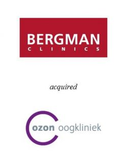 Bergman Clinics acquired Ozon Oogkliniek