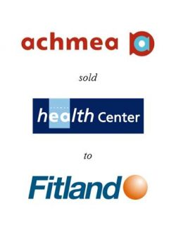Achmea sold Achmea Health Centers to Fitland Group