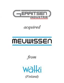 Gerritsen Industrie acquired Meuwissen Bouwprodukten