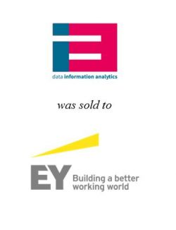 i3 was sold to EY
