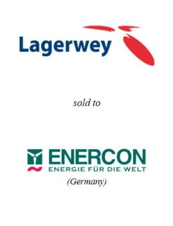 Lagerwey sold to Enercon
