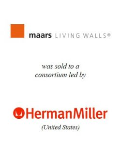 Maars Living Walls acquired by Herman Miller led consortium