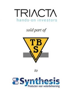 Triacta sold part of TBS Soest to Synthesis