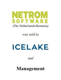 NetRom sold to Icelake