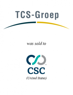 CSC acquired TCS-Groep
