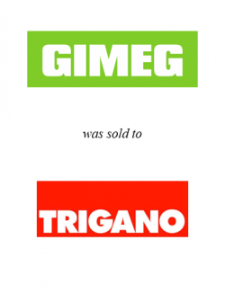 Gimeg was sold to Trigano