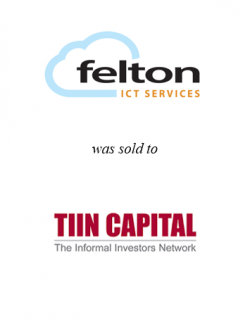 Felton was sold to Tiin Capital