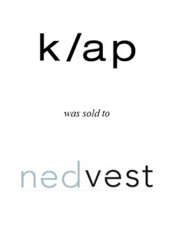 Klap Verzekeringsmakelaar sold a stake to Nedvest
